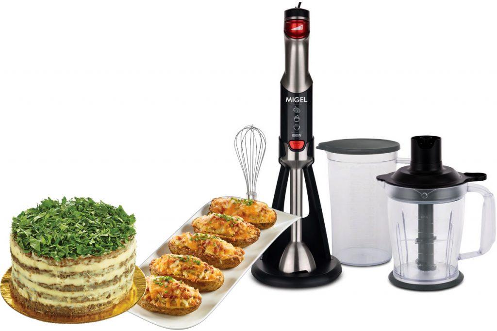 غذاساز میگل مدل GHB 801