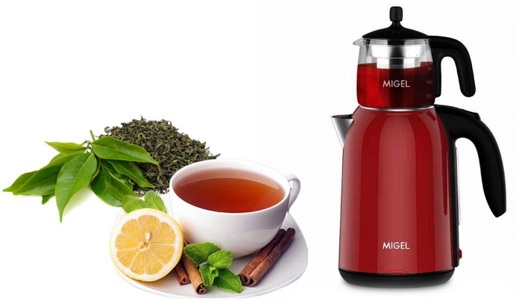 چای ساز میگل مدل GTS 190