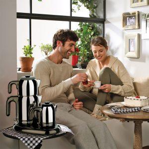 چای ساز و قهوه ساز کرکماز مدل Mia A353