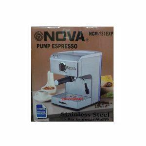 اسپرسو ساز نوا مدل NCM-131EXP